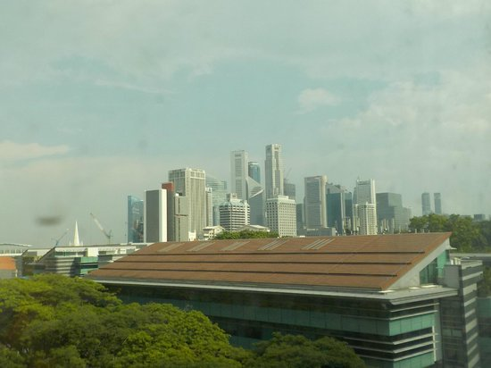 Rendezvous Hotel Singapore by Far East Hospitality: View from room