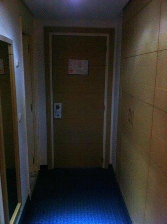 El Mouradi Mahdia: corridoio della camera