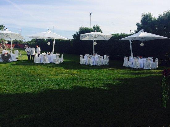 Matrimonio in giardino foto di villa dei desideri - Matrimonio in giardino ...