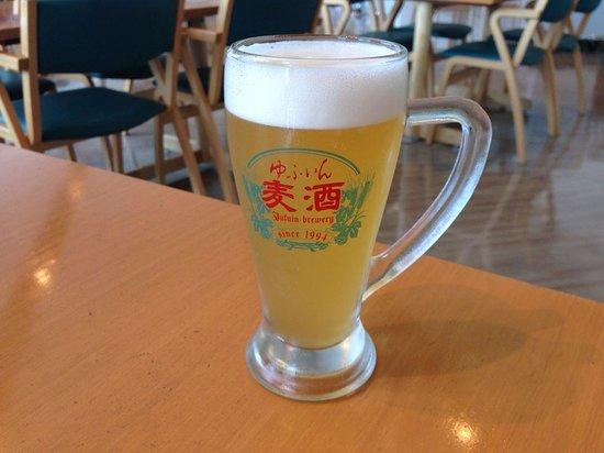 View Restaurant Sky Line: 湯布院ビール
