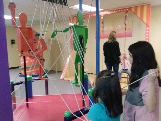 Flint Children's Museum: Marionette