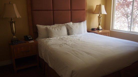 Desert Rose Resort : chambre