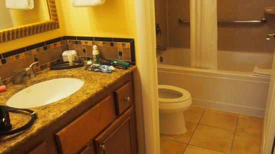 Desert Rose Resort: salle de bain