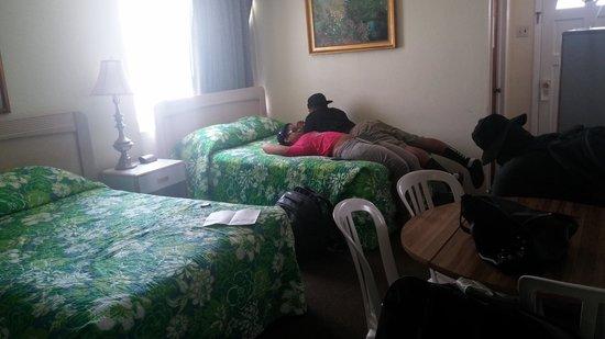 Fountain Motel: room