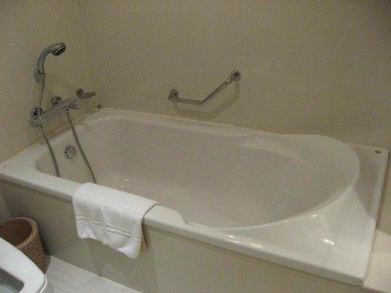 Grande Centre Point Hotel Ratchadamri: バスルーム