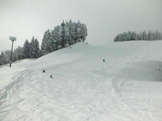 Ishiuchi Maruyama Ski Resort : 石打丸山スキー場