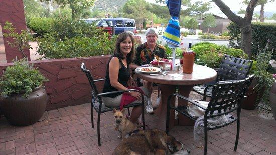Judi's Restaurant & Lounge: Best Sedona dining experience at Judi's!