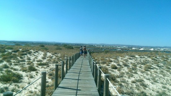 Praia da Terra Estreita : Accesso alla spiaggia