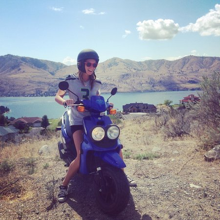 Chelan Scooters: Aug. 22