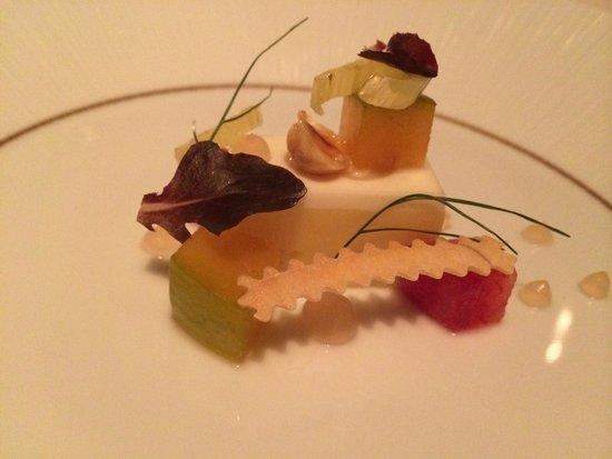 The French Laundry: Fruit Dessert