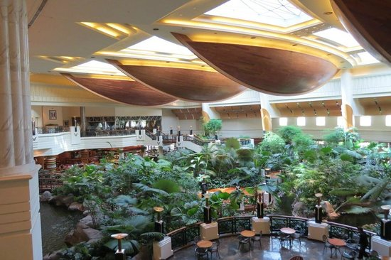 Grand Hyatt Dubai: Grand Hyatt Rain Forest