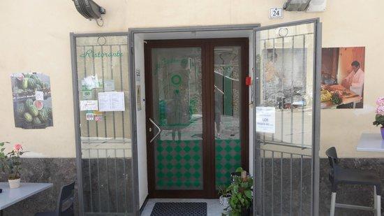 Al Fondaco Del Conte: レストラン
