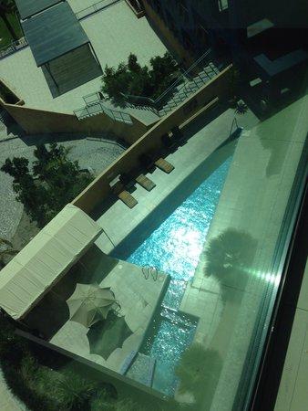 Crowne Plaza Queretaro Diamante: Alberca del hotel