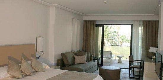 Hotel Golf Almerimar: Espectacular habitacion