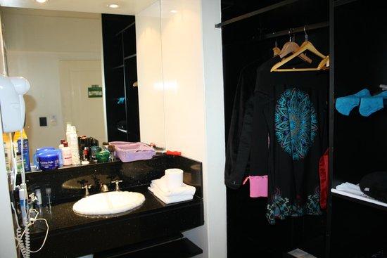 Cyan Recoleta Hotel: Bagno
