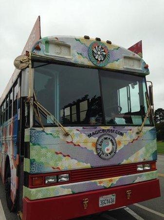 Magic Bus : So much fun!