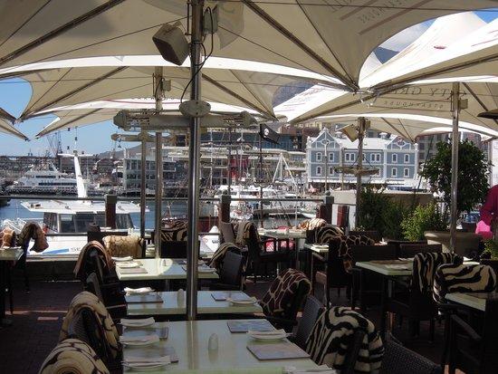 Hilton Cape Town City Centre : Waterfront