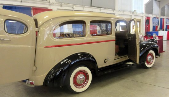 Blackhawk Museum: Blackhawk Automotive Museum, Exhibit at Good Guys Rod and Custom Car Show, Alameda County Fair 8