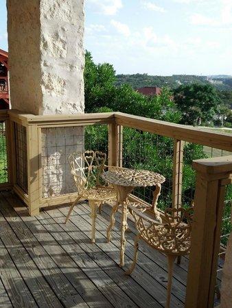 Vintage Villas Hotel : balcony