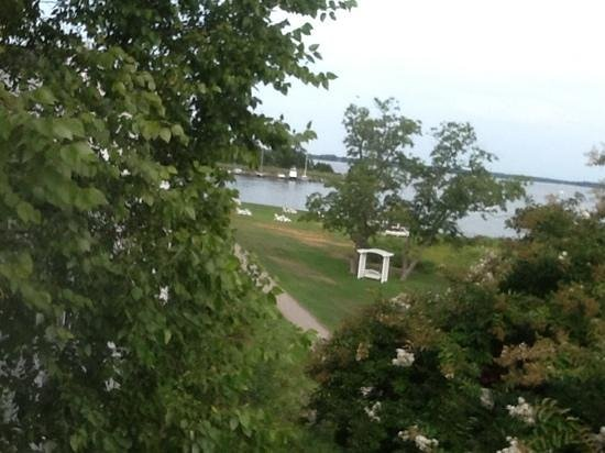 Inn at Perry Cabin by Belmond: view from my room