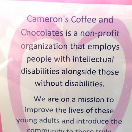 Little cute things in every corner - Picture of Cameron's Coffee ...