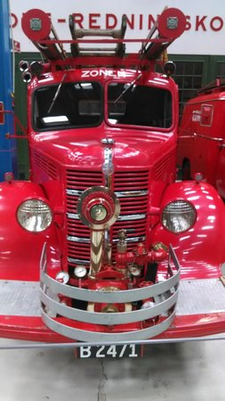Danish Museum of Science and Technology: Another firetruck