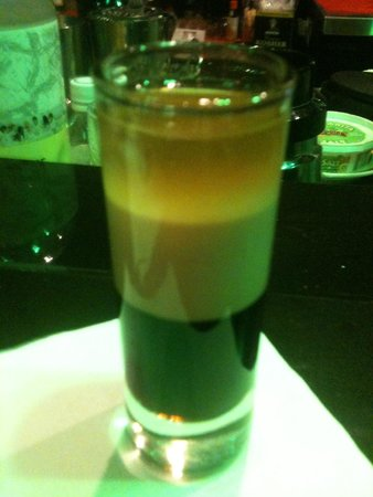 Holiday Inn Hotel & Suites Albuquerque Airport - Univ Area: Perfect Layered Delicious Libation