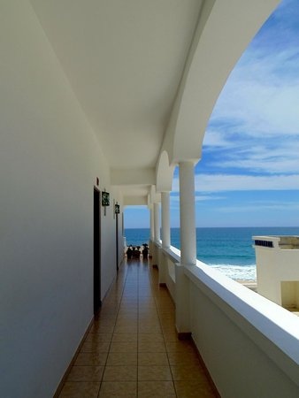 Casa Costa Azul : View from rooms