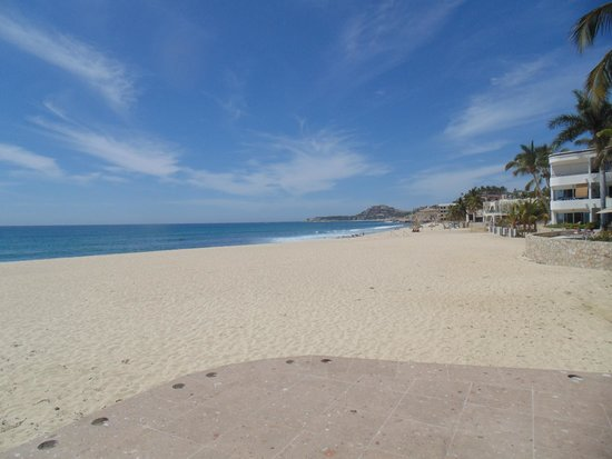 Casa Costa Azul : Wide open empty beach