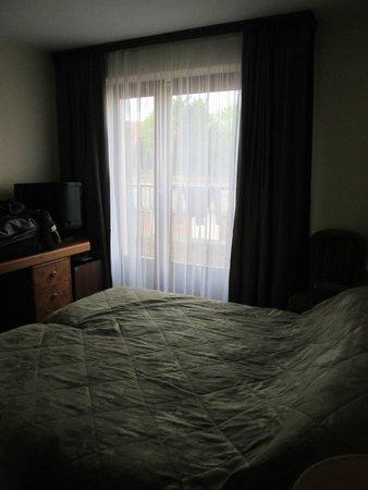Hotel Turenne : quarto