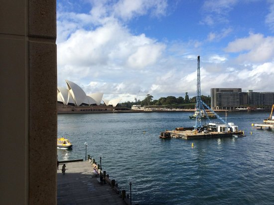 Park Hyatt Sydney: AND THE OPERA HOUSE