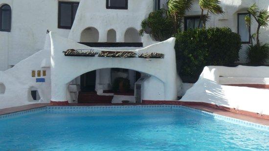 Club Hotel Casapueblo: Piscina