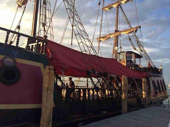 Venetian Galleon : il galeone