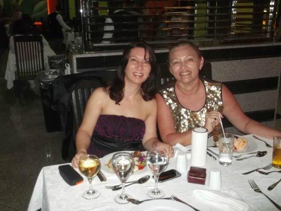 Hotel Riu Yucatan: en el comedor principal