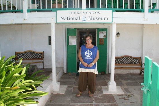 Cockburn Town: National Museum at Grand Turk
