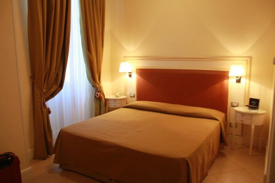 Hotel dei Macchiaioli : Hotel Room