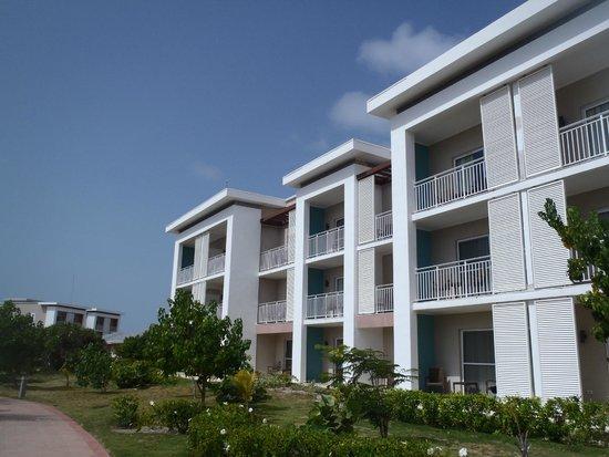 Hotel Playa Cayo Santa Maria : vista de habitaciones