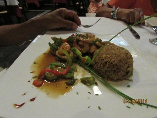 Hotel Playa Cayo Santa Maria : cena asático