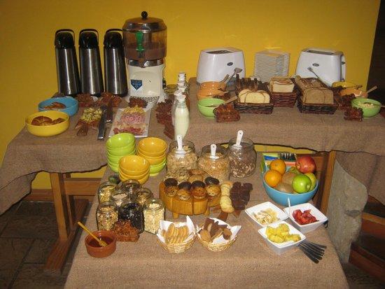 Peninsula Petit Hotel : Café da Manhã