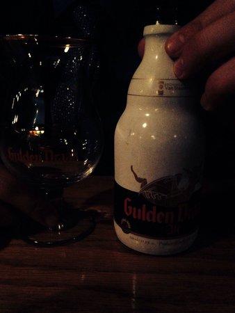 Irish Pub on Washington: Gulden Draak
