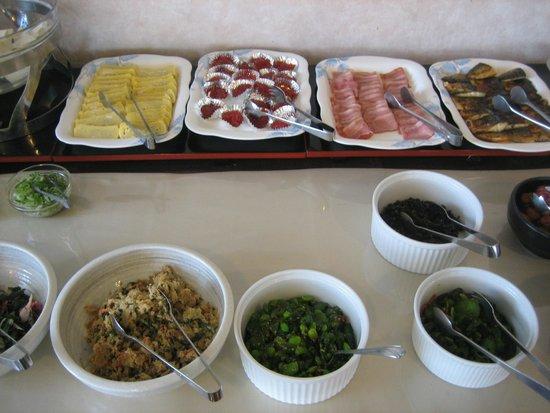 Hokkai Hotel : 飯店早餐