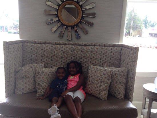 Comfort Inn Williamsburg Gateway: Lobby