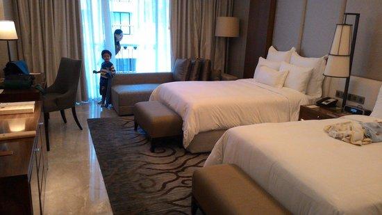 Hotel Tentrem Yogyakarta: Room 321 - Deluxe