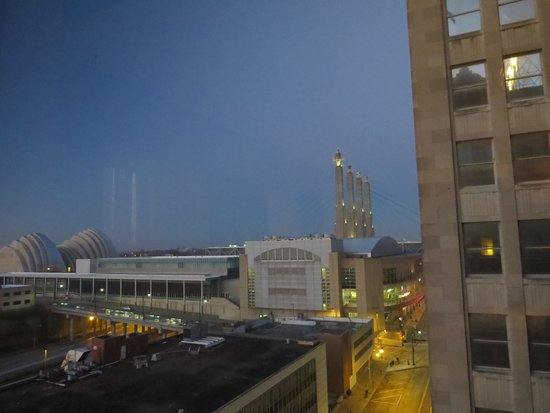 Hilton President Kansas City: View