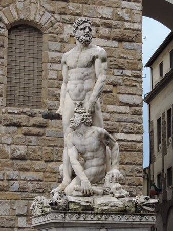 Piazza della Signoria: Magnificent