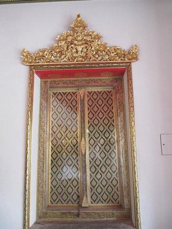 Wat Pho (Tempel des liegenden Buddha): Doors