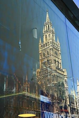 New Town Hall (Neus Rathaus): ミュンヘン 新市庁舎