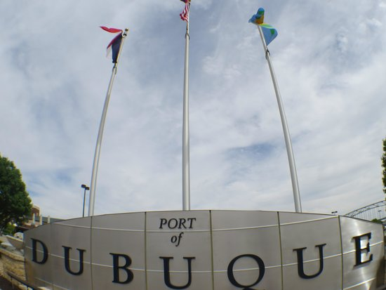 Art on the River, Public Art Display: Port of Dubuque