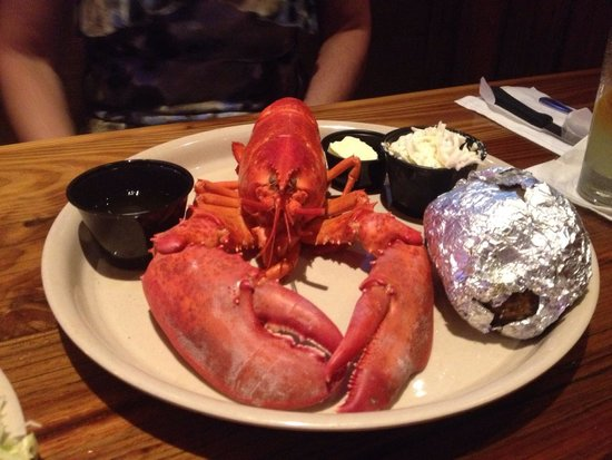 Miller's Willow Grove Ale House: Great deal on wed lobster special