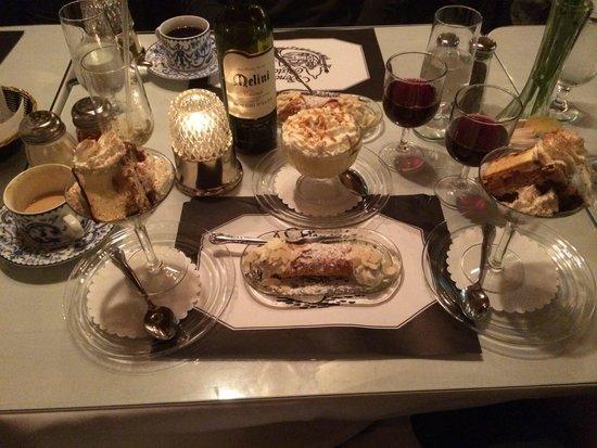 Venezia Ristorante : Desserts